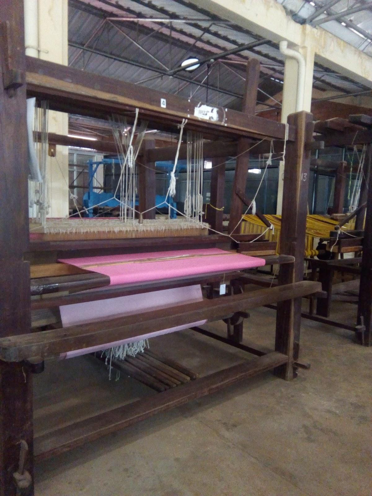 Handloom technology: Functions of handloom parts