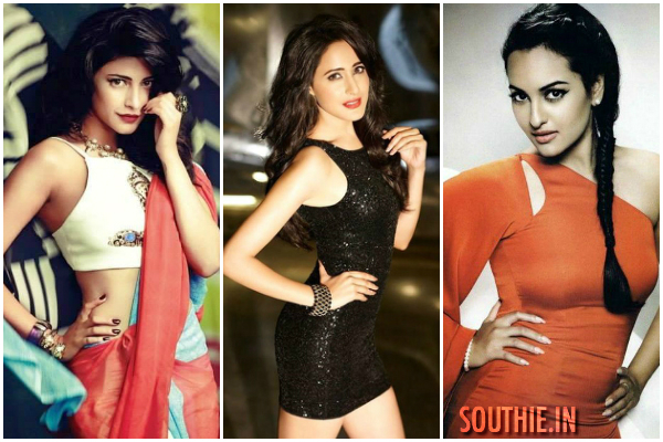 Earlier, Pragya Jaiswal, Sonakshi Sinha and Shruti Haasan were rumored to becast in the film, opposite Mahesh Babu, what is the truth is in is to be awaited. Mahesh Babu, Shruti haasan, pragya Jaiswal Sonakshi Sinha, Pawan Kalyan, Latest news, trends, Images 2016, Murugadoss, Brahmotsavam, Sardaar gabber Singh, Latest posters, Southie.in, Southie