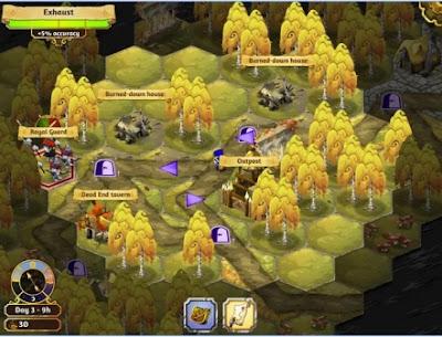 Game Strategi RPG Seru Fline Crowntakers Money MOD APK Miftatnn