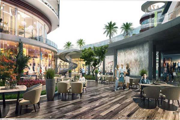 عيادة 54م بمول كايا بلازا kaya Plaza Mall 6 اكتوبر بمقدم 25%