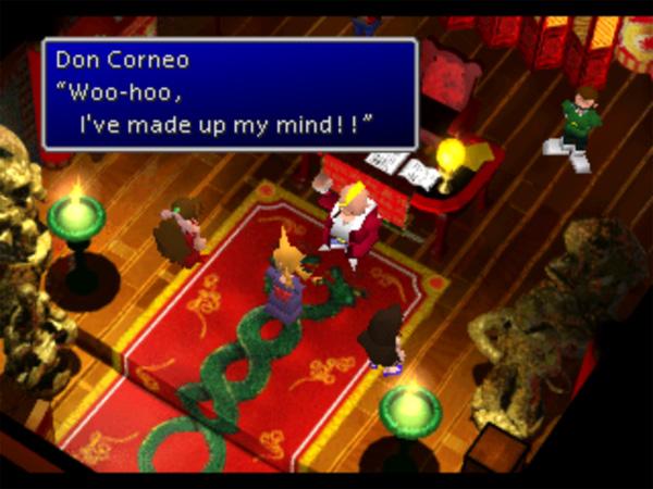 FF4 - Back 2 the past - Final Fantasy VII, un cult del medium