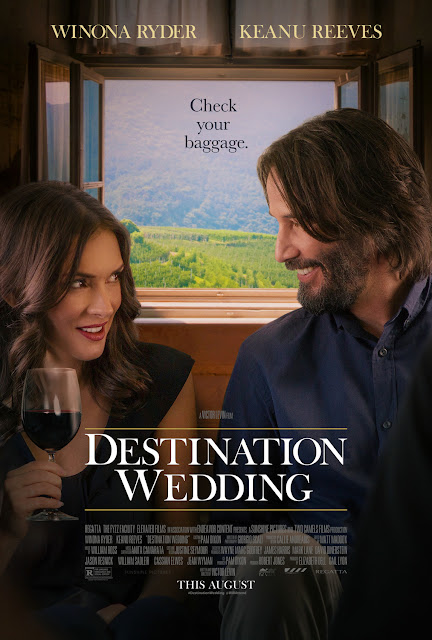 Destination Wedding (2018) ταινιες online seires xrysoi greek subs