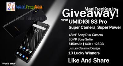 UMIDIGI S3 Pro Free
