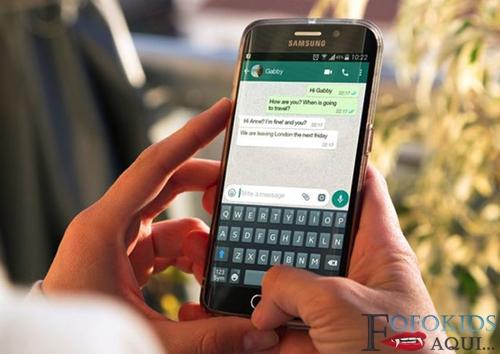 WhatsApp limita destinatários