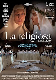 Cartel: La religiosa (2013)