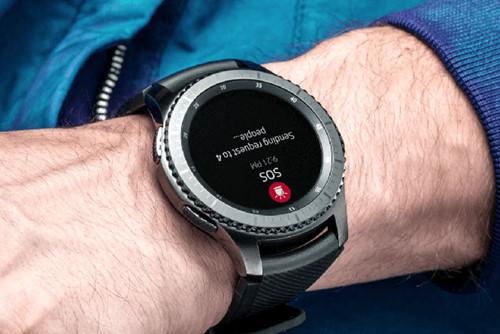 Những tính năng siêu việt của đồng hồ Samsung Gear S3