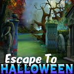 Games4King Escape To Halloween Fest