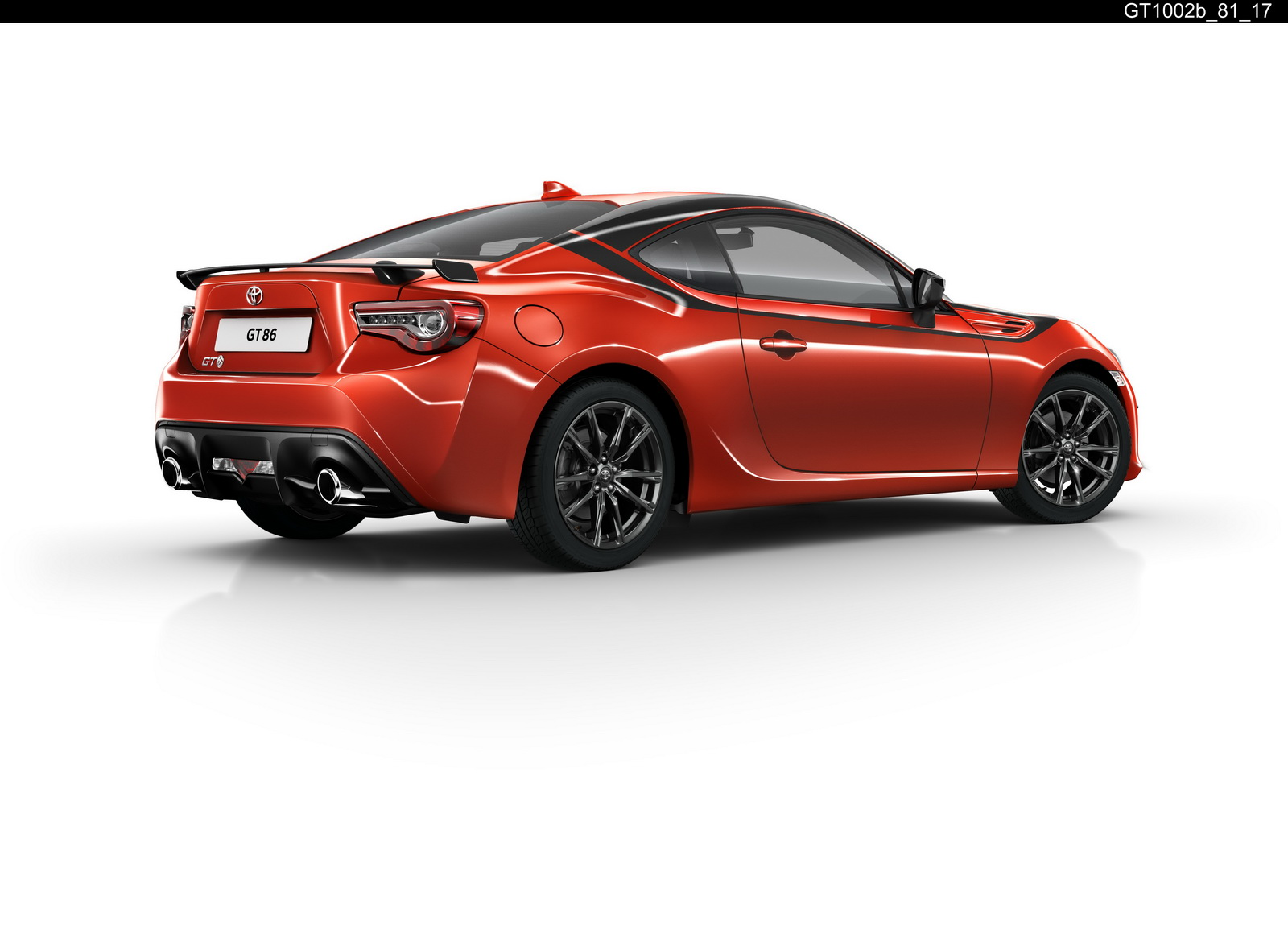 new limited toyota gt86 tiger will be rarer than a