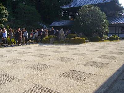 東福寺・開山堂の枯山水