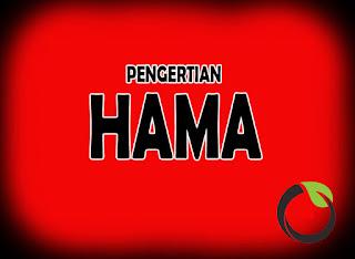 Pengertian Hama