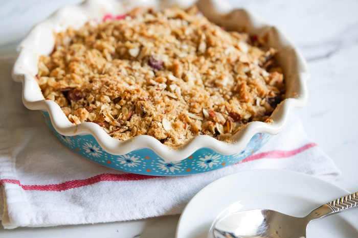 Cobblers, Crisps, and Crumbles | bakeat350.net for The Pioneer Woman Food & Friends
