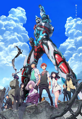 SSSS.Gridman Episode 01-12 Subtitle Indonesia [Batch]
