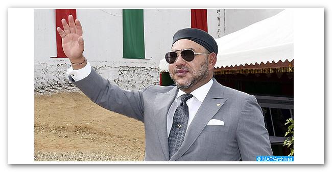 الملك يعطي إنطلاقة بناء برج 'محمد السادس' الأعلى في أفريقيا الذي يشرف عليه الملياردير 'عثمان بنجلون'