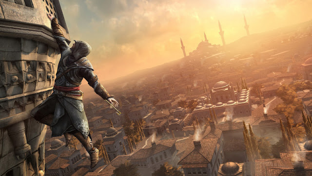 Ubisoft Resmi Umumkan Assassins' Creed: The Ezio Collection