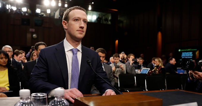 Марк Зукърбърг поиска повече регулация за компаниите