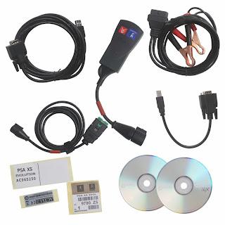 Lexia-3 V47 PP2000 V25 Citroen/Peugeot Diagnostic tool