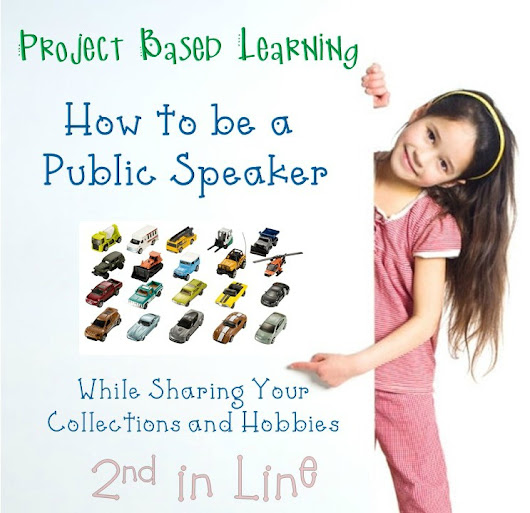 Project Based Learning - How to be a Public Speaker