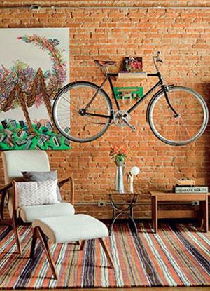Bicicletas na Decoração 5