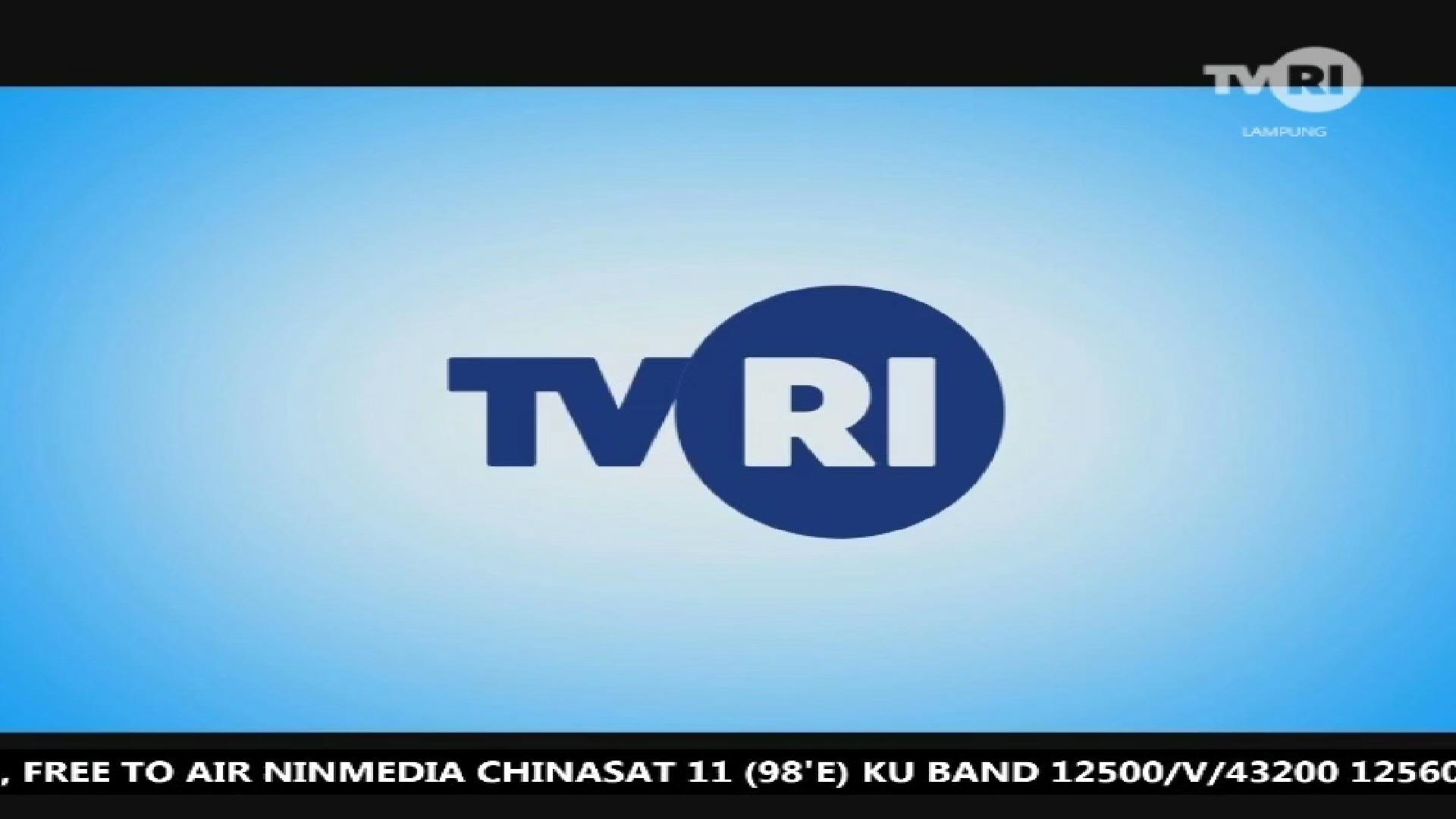 Frekuensi siaran TVRI Lampung di satelit ChinaSat 11 Terbaru