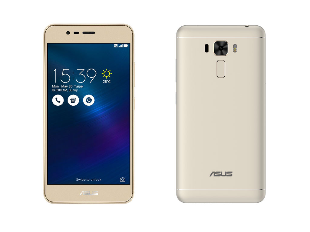 ASUS Zenfone 3 Max Official Poster
