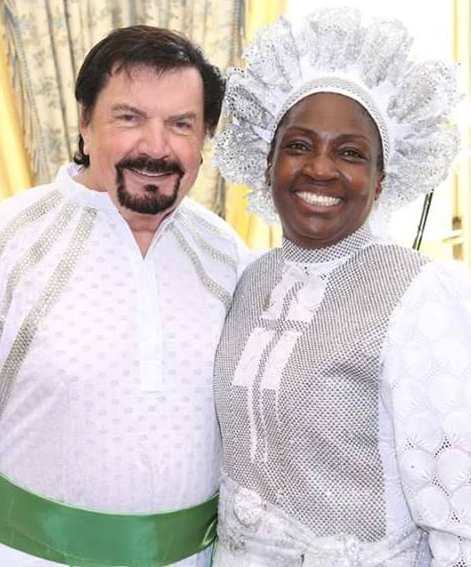 mike murdock white garment church london uk