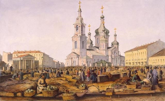 Церковь Спаса-на-Сенной