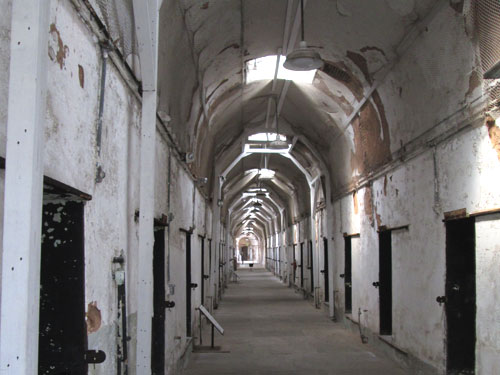Eastern State Penitentiary: