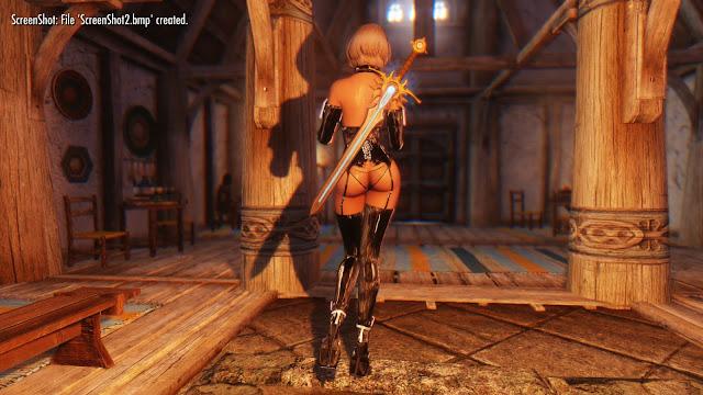 The Elder Scrolls V :Skyrim Full Mod