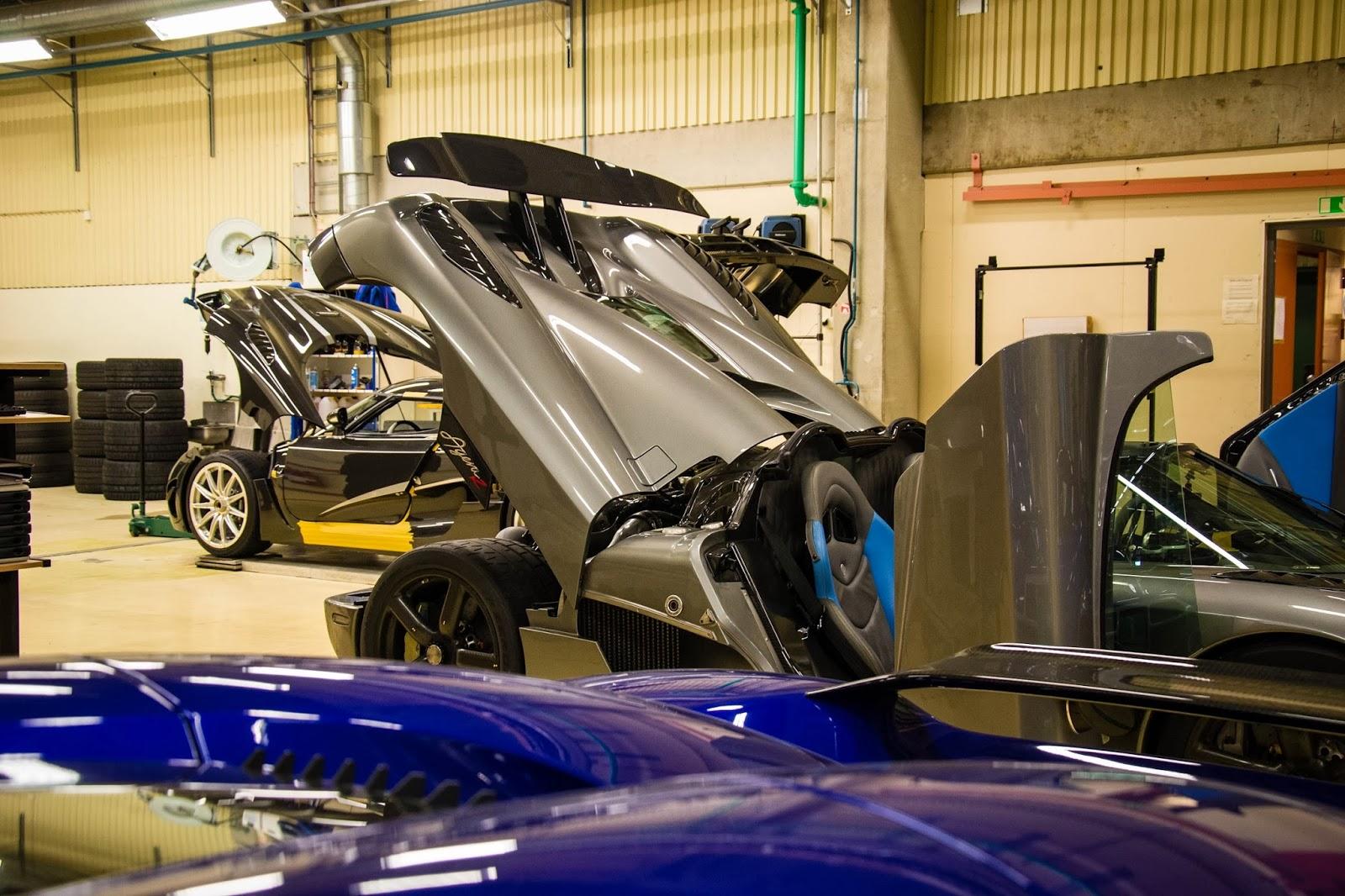 Evolution Of Koenigsegg Ccx Two Ageras