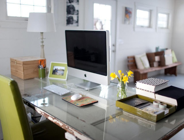 best modern desk organization for home office design ideas pictures