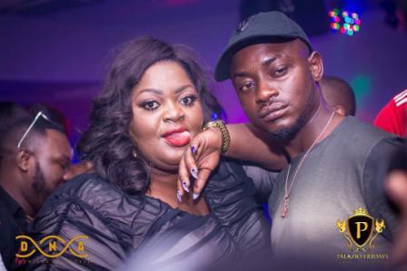 Eniola Badmus and lefty