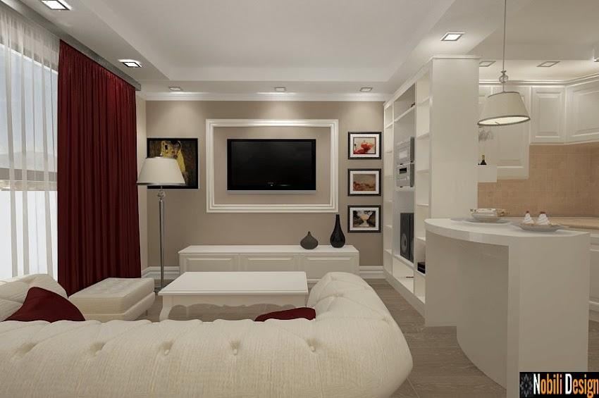Firma design interior case apartamente Constanta