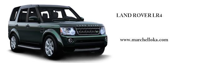 Land Rover LR4 2016