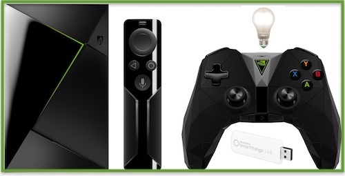 Nvidia SHIELD Smart Home