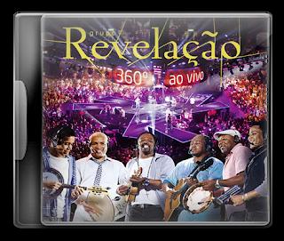 CD Grupo Revelação - 360° Ao Vivo (2012)