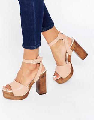 Zapatos de Plataforma Mujer casuales