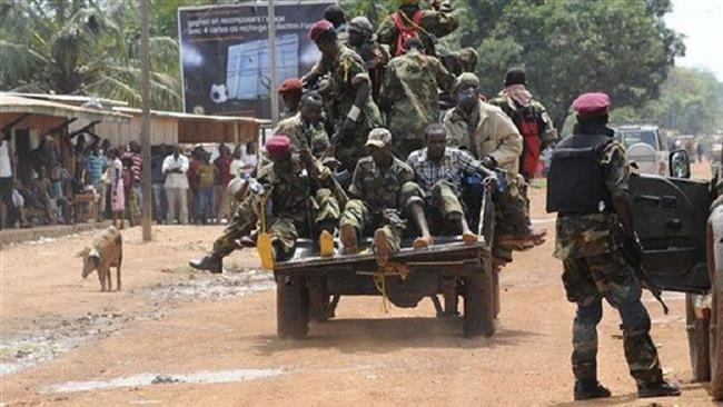 Clashes between CAR rival rebels kill 22, displace 10,000