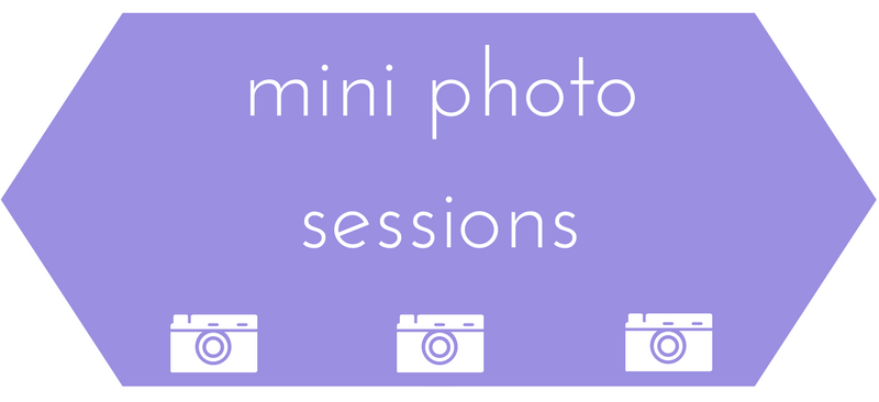 mini photo sessions