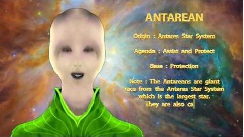 Những chủng loài người ngoài hành tinh đã từng ghé thăm Trái Đất