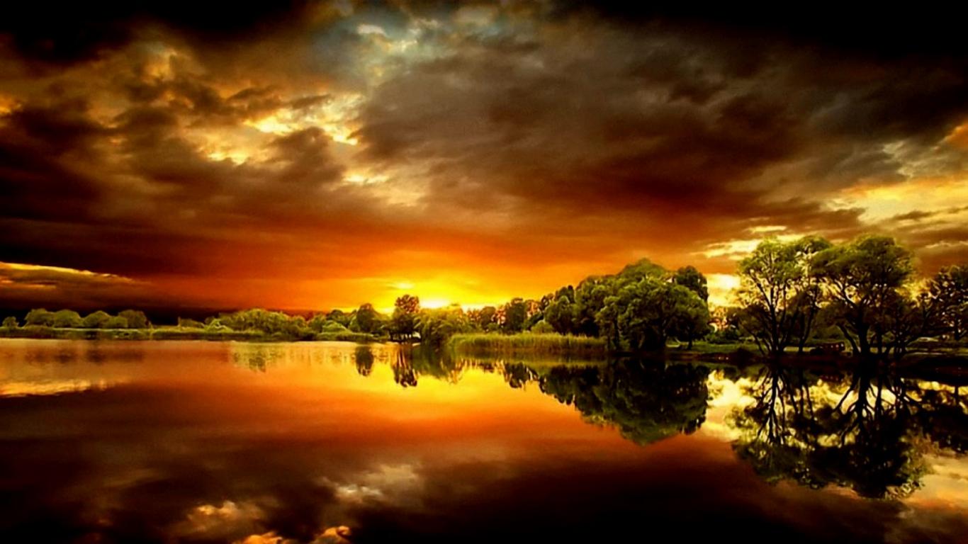 1920x1080 wallpaper amazing sunset - photo #38