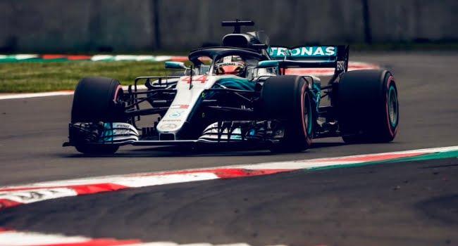 Lewis Hamilton è campione del mondo di Formula 1 per la quinta volta.