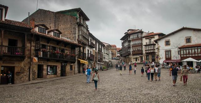 Centro histórico El Capricho