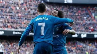 Marcelo Ungkap Pernyataan Mengejutkan soal Ronaldo