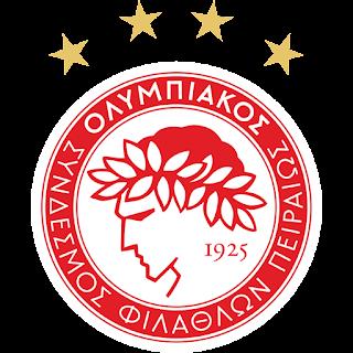 Olympiacos FC logo 512x512 px