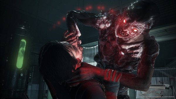 The Evil Within 2 PC Free Download Screenshot 1