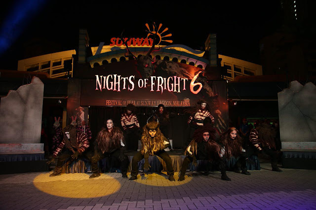 Nights Of Fright 6 Lebih Seram Dan Mendebarkan