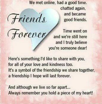 Best Friendship Forever Quotes