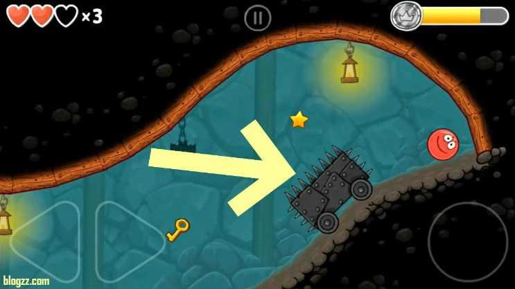 Red Ball 4 tam anlamıyla bir refleks oyunudur, refleksleriniz kötüyse oyun size zor gelecektir.