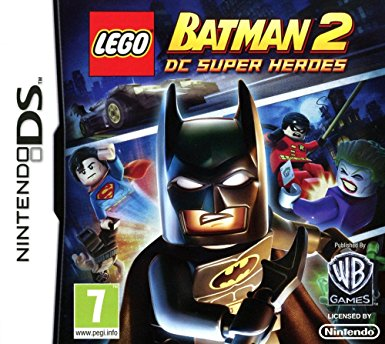 ROMs - LEGO Batman 2 DC Super Heroes (Português) - NDS Download