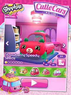 Shopkins: Cutie Cars Apk - Free Download Android Game